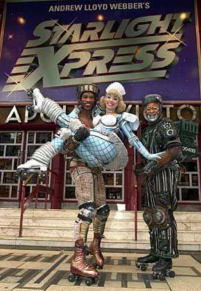 """Starlight Express"" in London: Erfolgreichste Musical-Produktion"