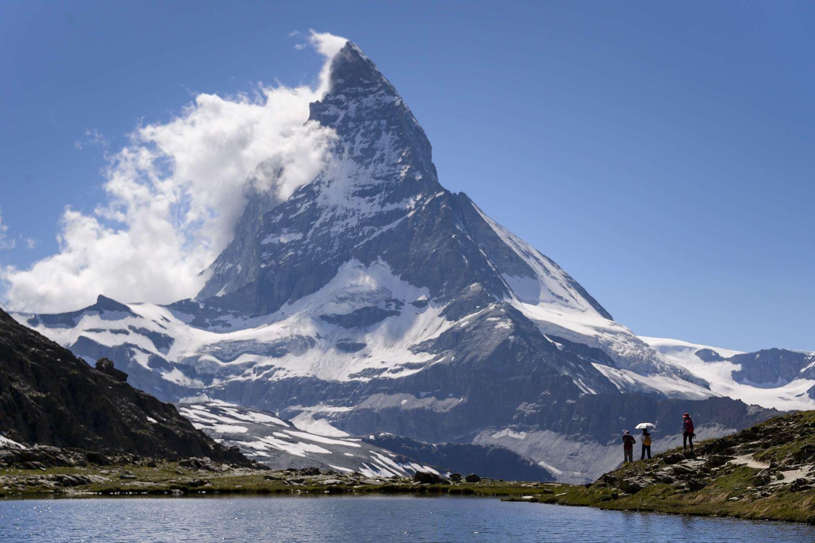Matterhorn/ 150 Jahre Erstbesteigung