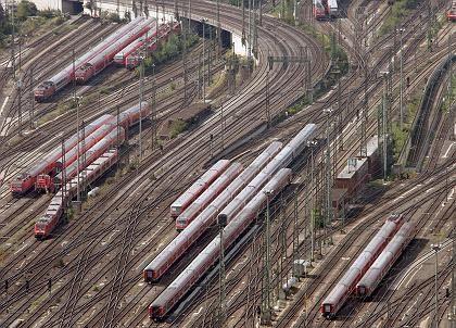 Nahverkehrszüge der Bahn: Notfallpläne sollen Zugverkehr sicherstellen