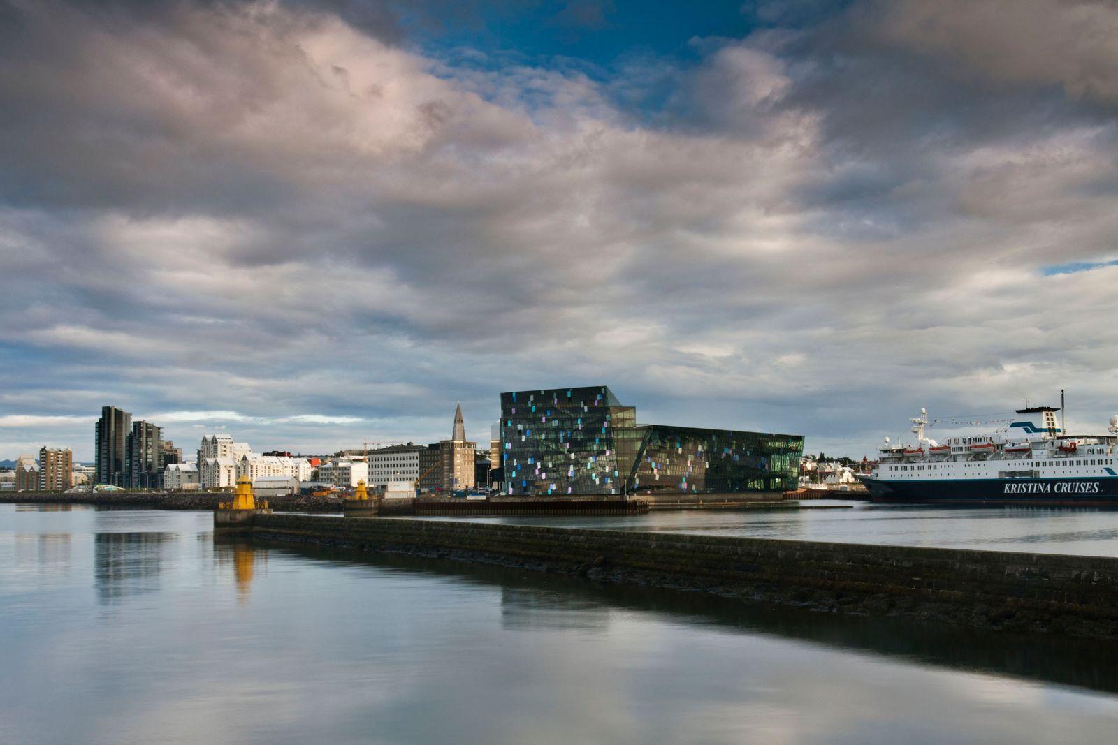 Island / Touristenziele / Reykjavik