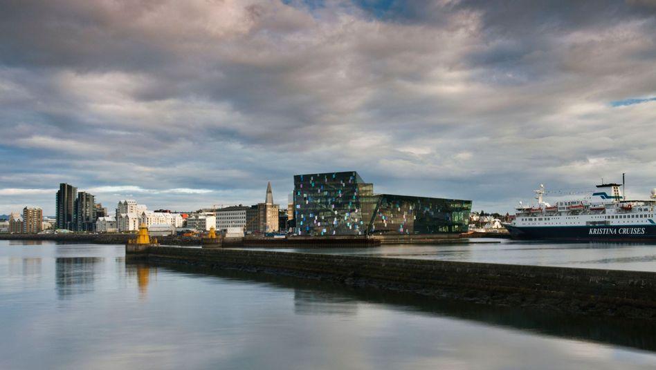 Konferenzzentrum Harpa in Reykjavík: Wahrzeichen der isländischen Hauptstadt