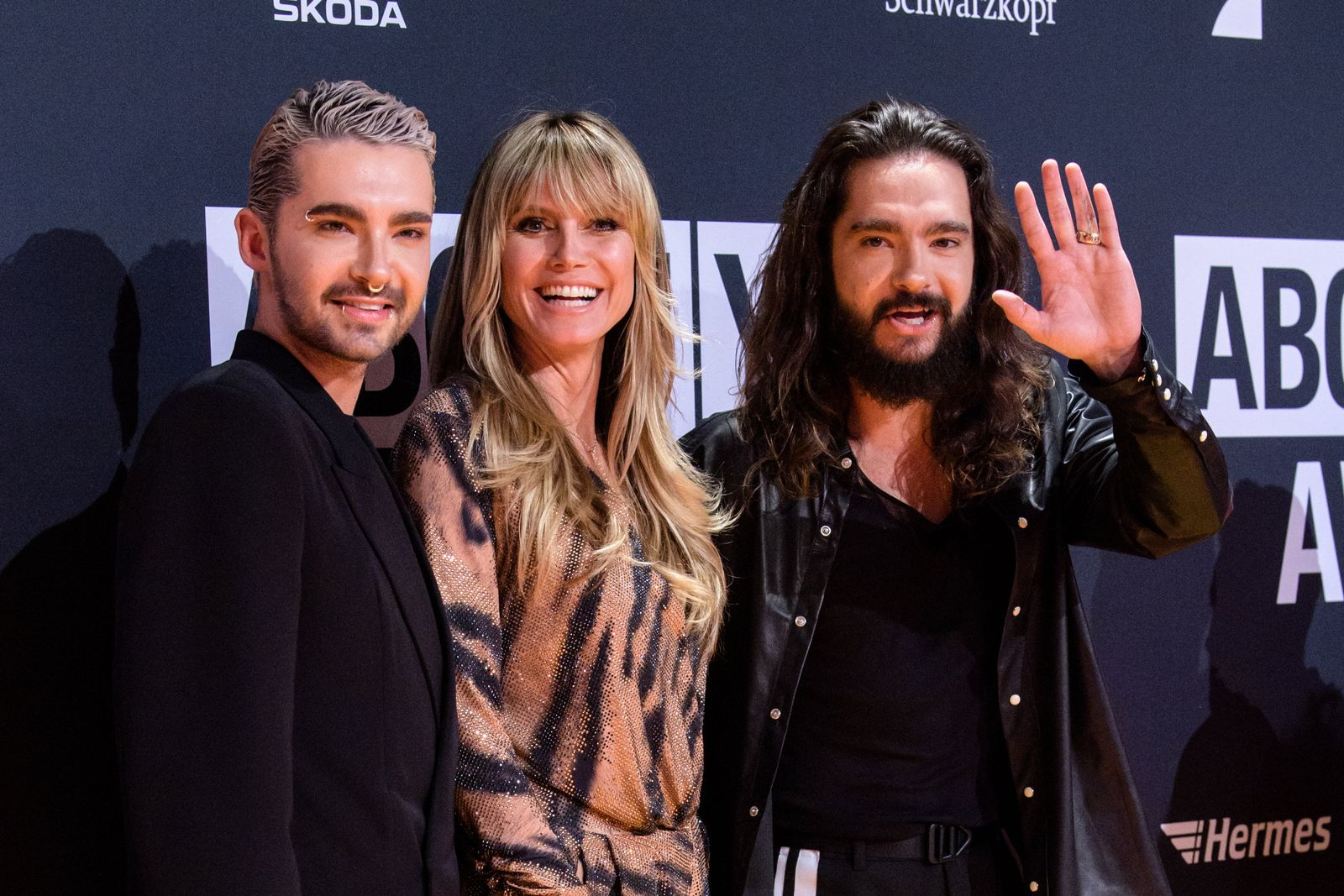 About You Awards 2019 Heidi Klum Bill Kaulitz