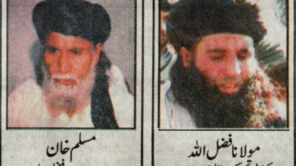 Mullah Fazlullah (Aufnahme von 2009): Der neue Chef der Taliban