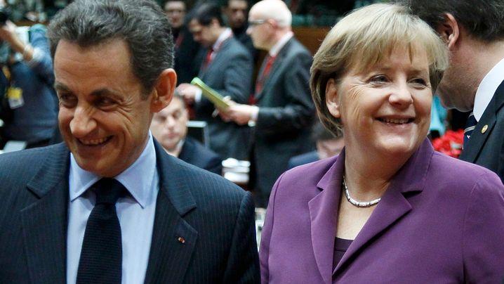 EU-Gipfel: Haushaltspakt gegen Schuldenkrise