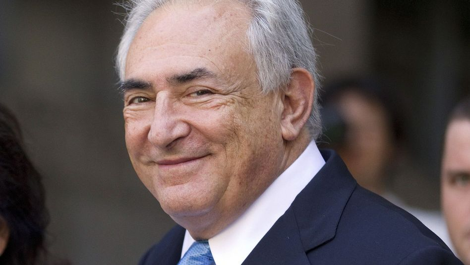Strauss-Kahn-Verfahren eingestellt: Endlich frei, Karriere vorbei