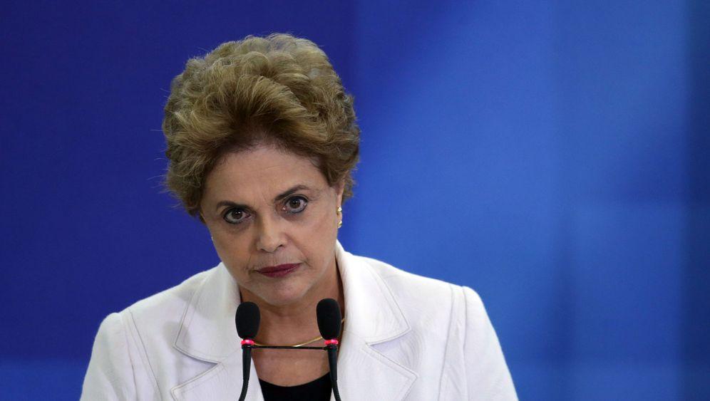 Fotostrecke: Regierungskrise in Brasilien