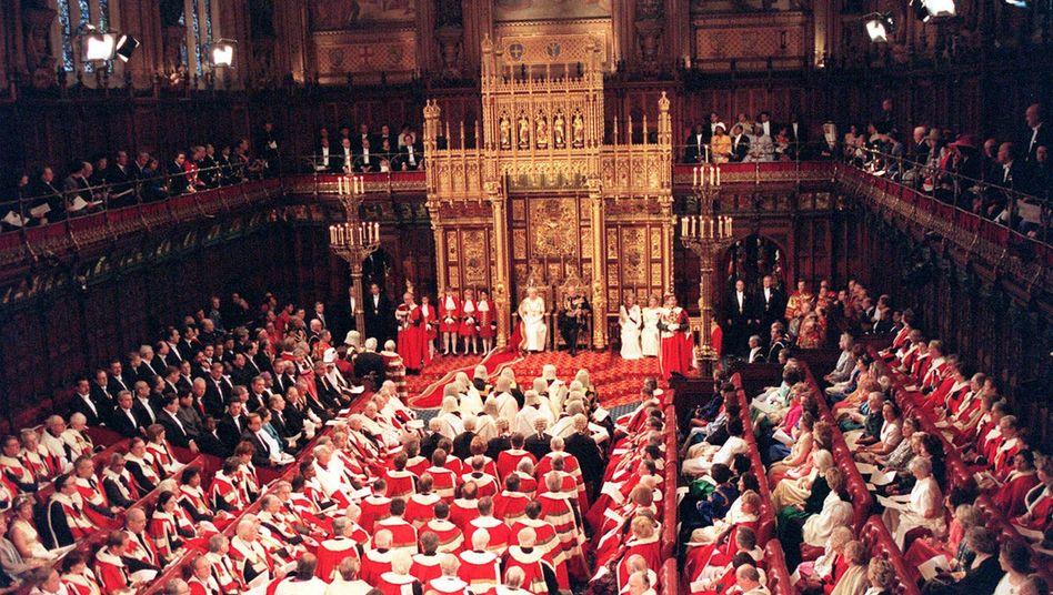 House of Lords: Berüchtigt dafür, mitunter Kuriositäten zu produzieren
