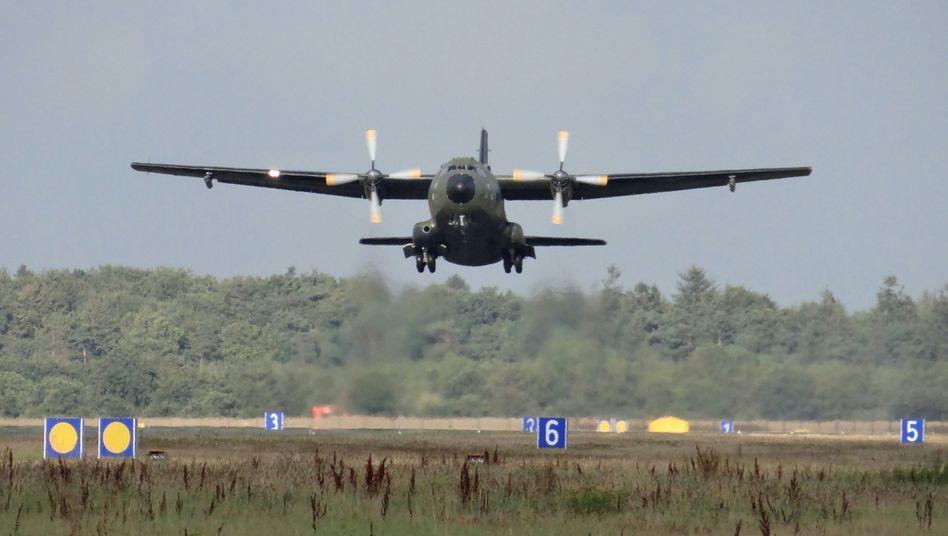 Transall-Transportflugzeug der Bundeswehr: Nur 21 von 56 sind einsatzbereit