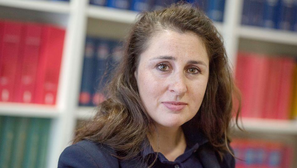Anwältin Basay-Yildiz (Archiv): Tausende Euro für Sicherheitsvorkehrungen ausgegeben