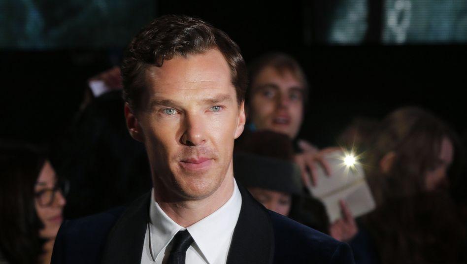 Schauspieler Benedict Cumberbatch: Forderung nach Rehabilitierung