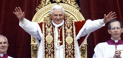 """Papst Benedikt in Rom: """"Wenn jeder nur an seine eigenen Interessen denkt, kann die Welt nur zugrunde gehen"""""""