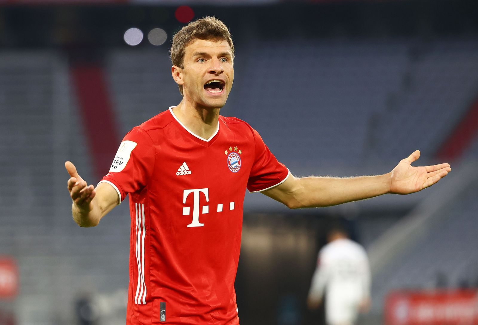 Bayern Munich vs Eintracht Frankfurt, Germany - 10 Jun 2020
