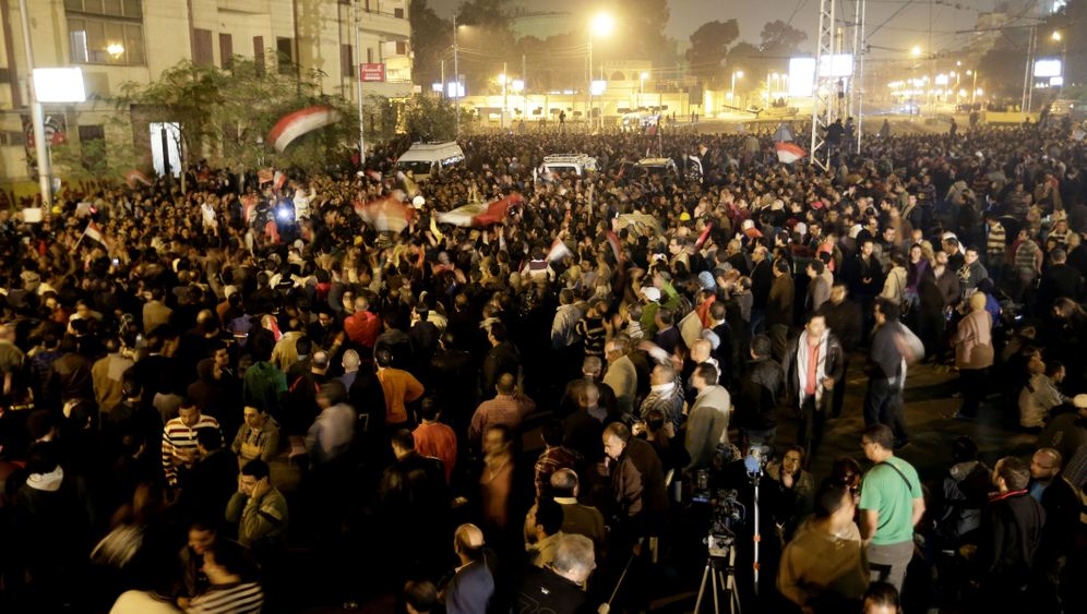 Photo Gallery: Political Crisis in Egypt