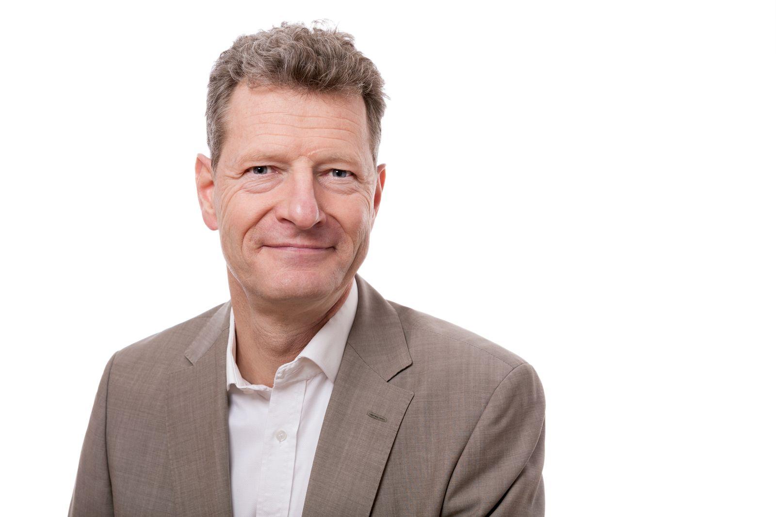 EINMALIGE VERWENDUNG Donald Müller-Judex, CEO von Solmove