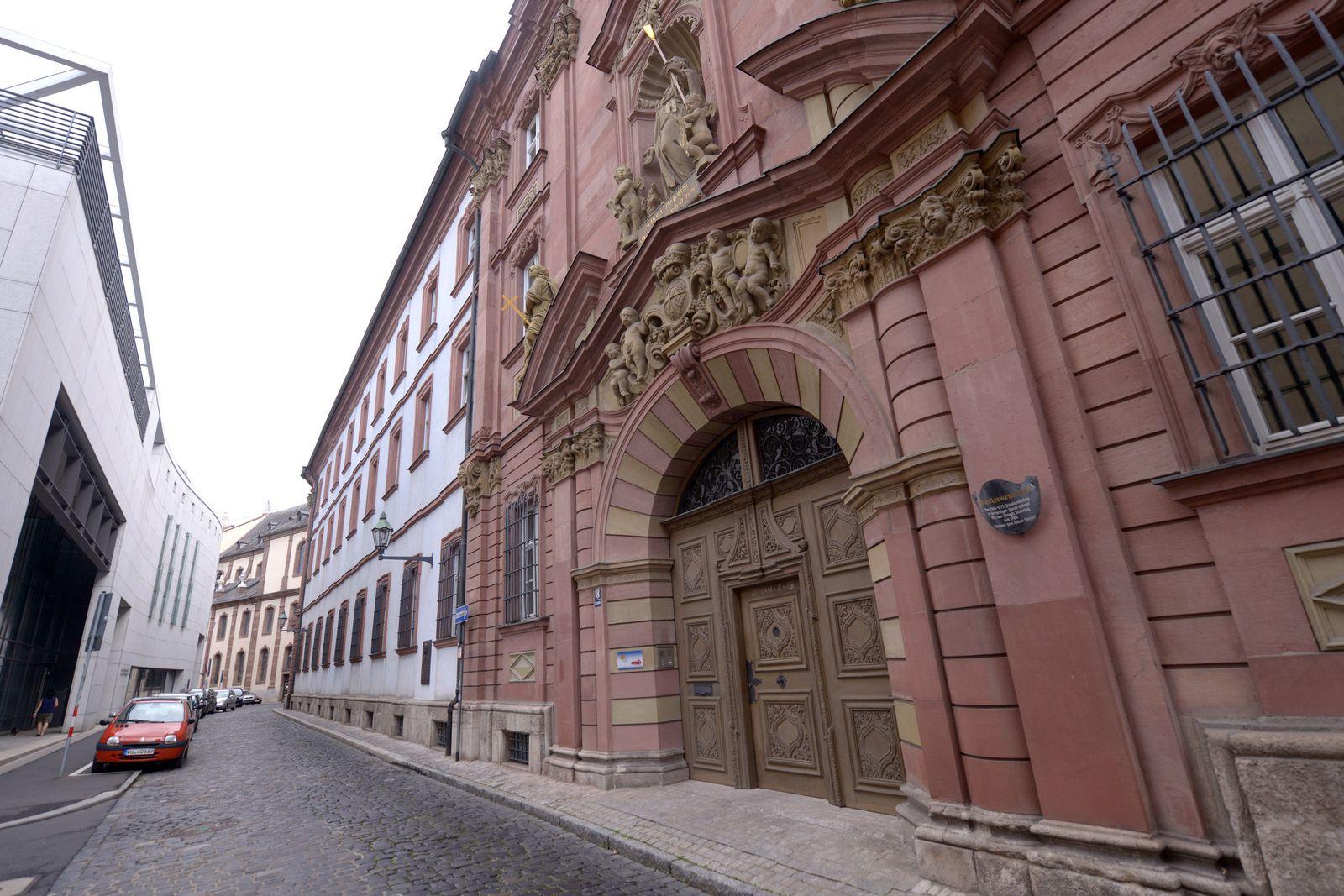 Würzburg/ Priesterseminar