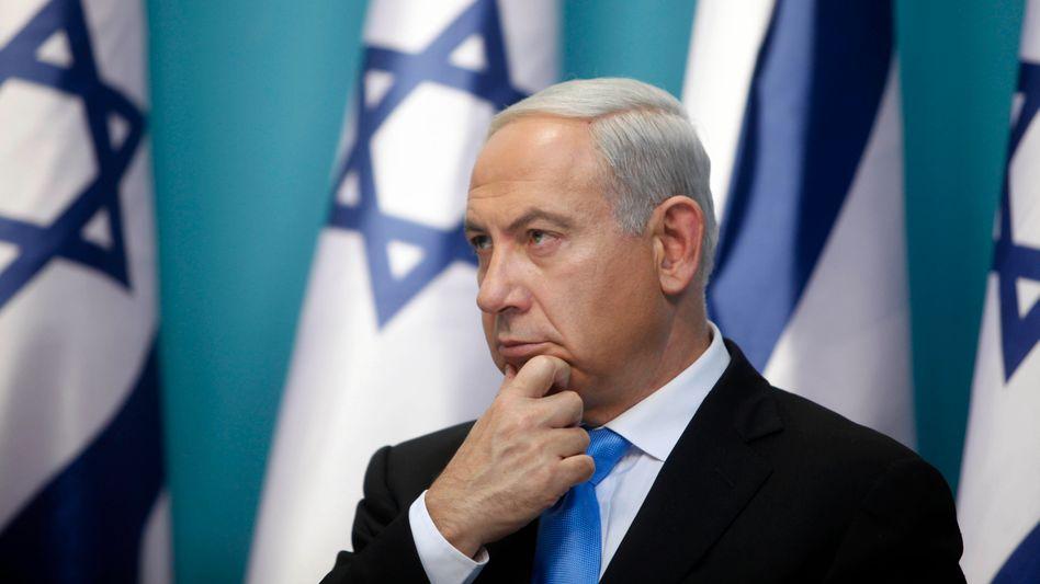 Israels Premier Netanjahu: Schutz vor Attacken der Hisbollah