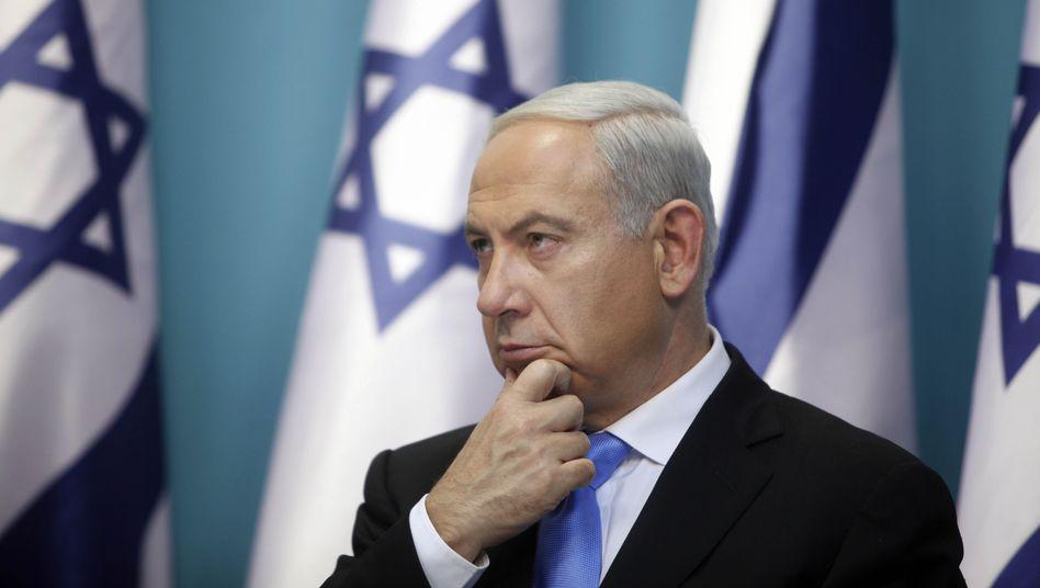 """Israels Regierungschef Netanjahu: Von Bundeskanzlerin Merkel """"enttäuscht"""""""