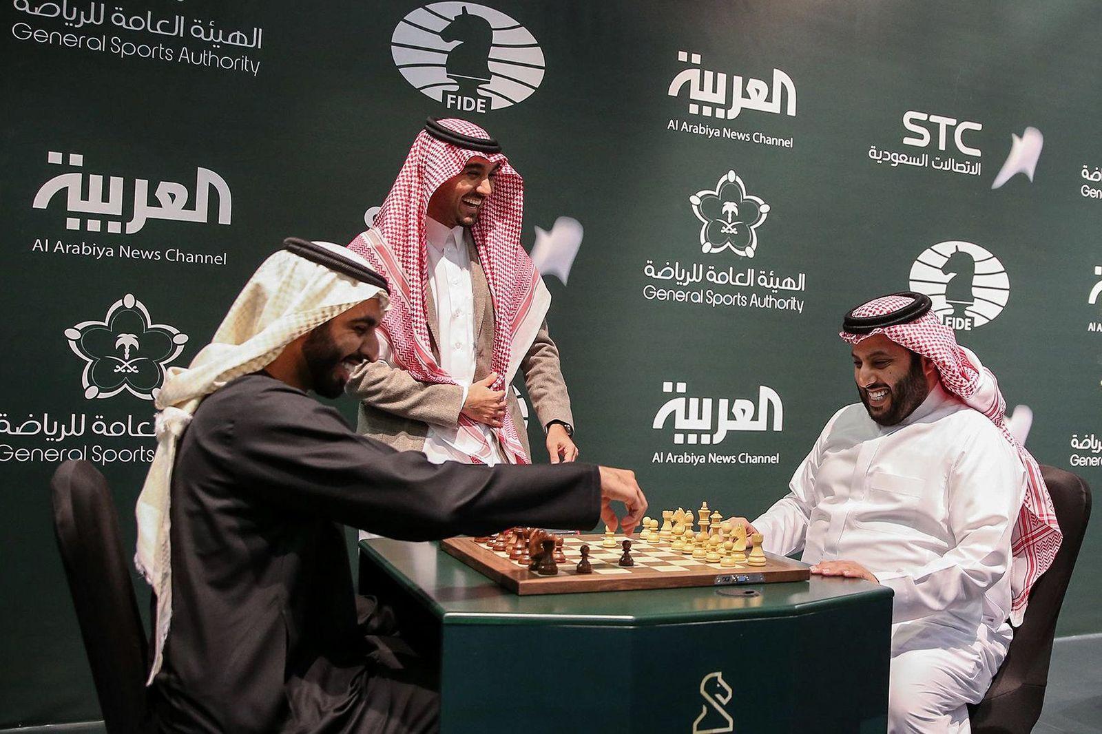 King Salman Chess World Cup Championship