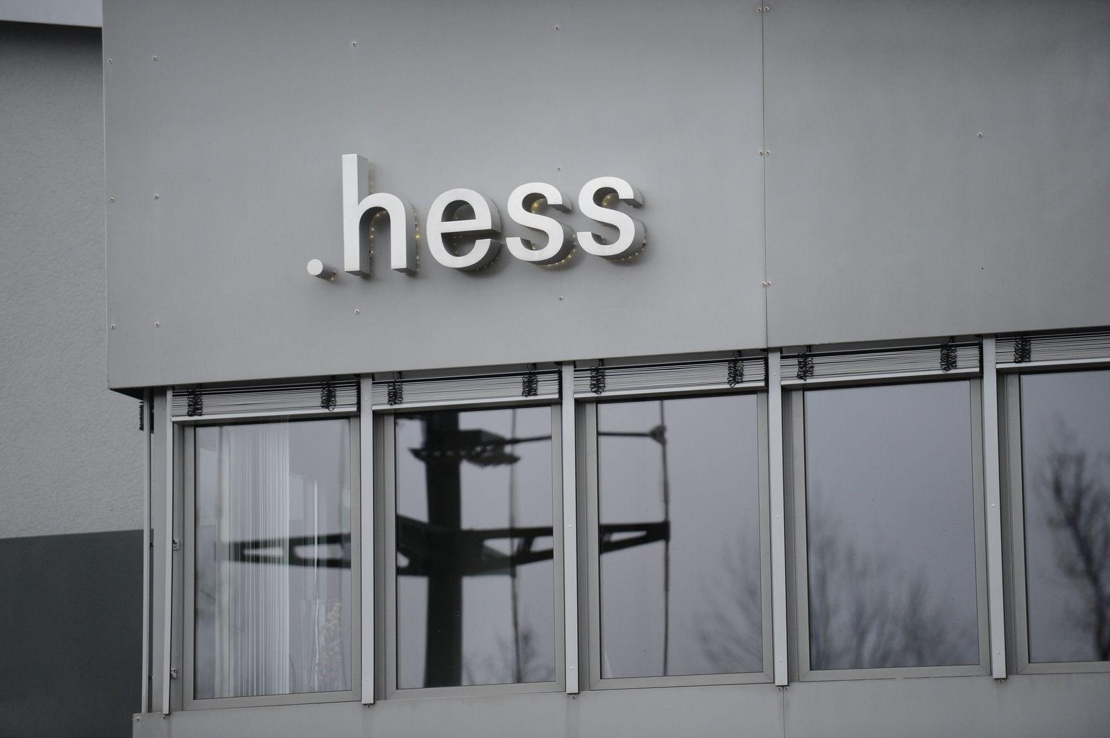 Hess AG in Villingen-Schwenningen / Logo