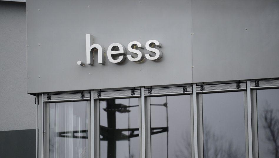 Insolventer Leuchtenhersteller Hess: Wieder Anstieg der Firmenpleiten