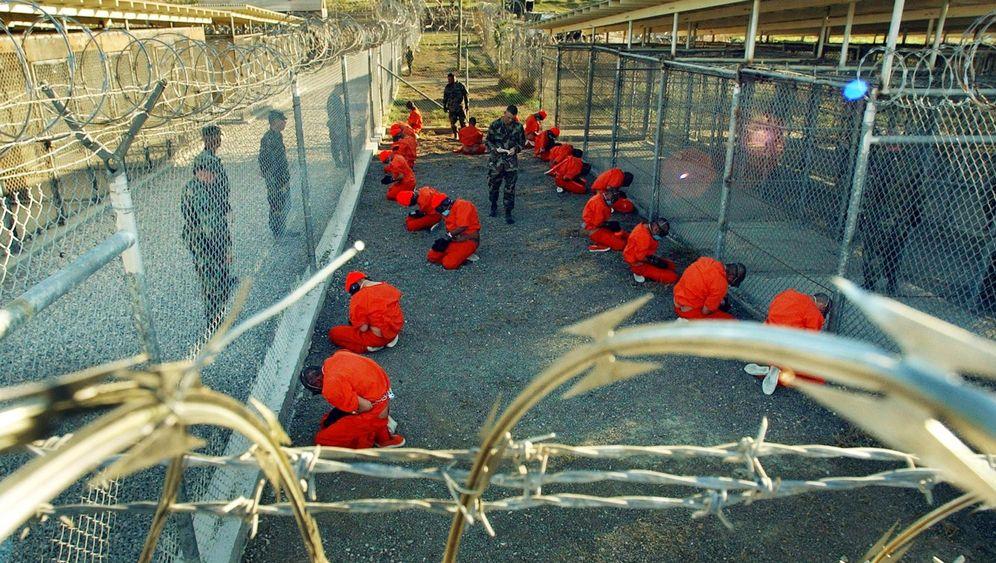 Guantanamo: Aus dem Knast in den Krieg
