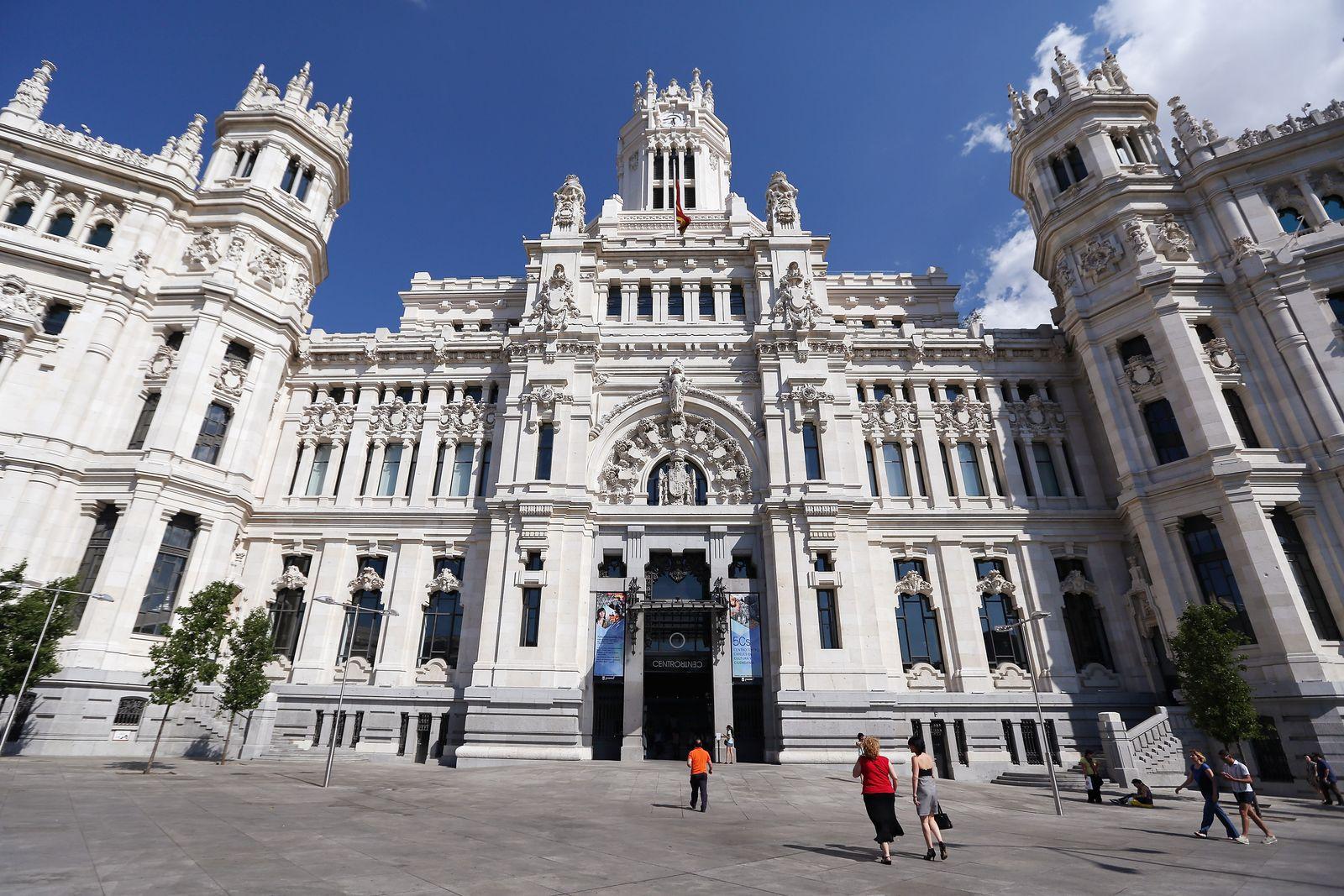 Madrid / Spanien / City