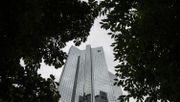 Deutsche-Bank-Aktie erstmals unter zehn Euro
