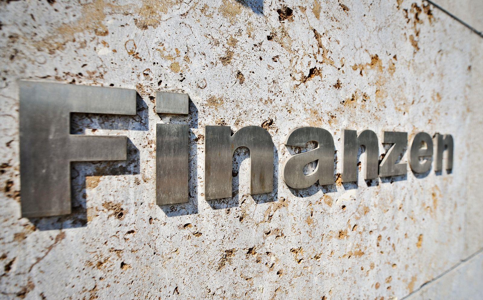 Bundesfinanzministerium / Finanzen