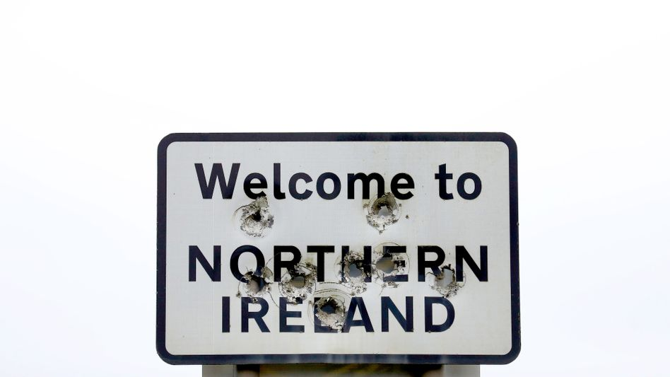 Das irisch-irische Grenzgebiet haben sich längst Schmugglerbanden erobert