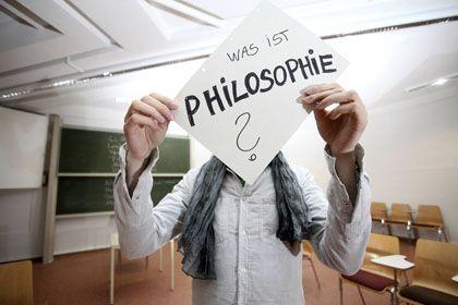 "Martin Böhnert, Student und Hobbyphilosoph tritt beim ""Philosophy Slam"" an"