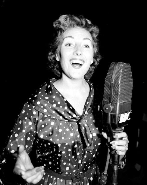 Vera Lynn, 1956