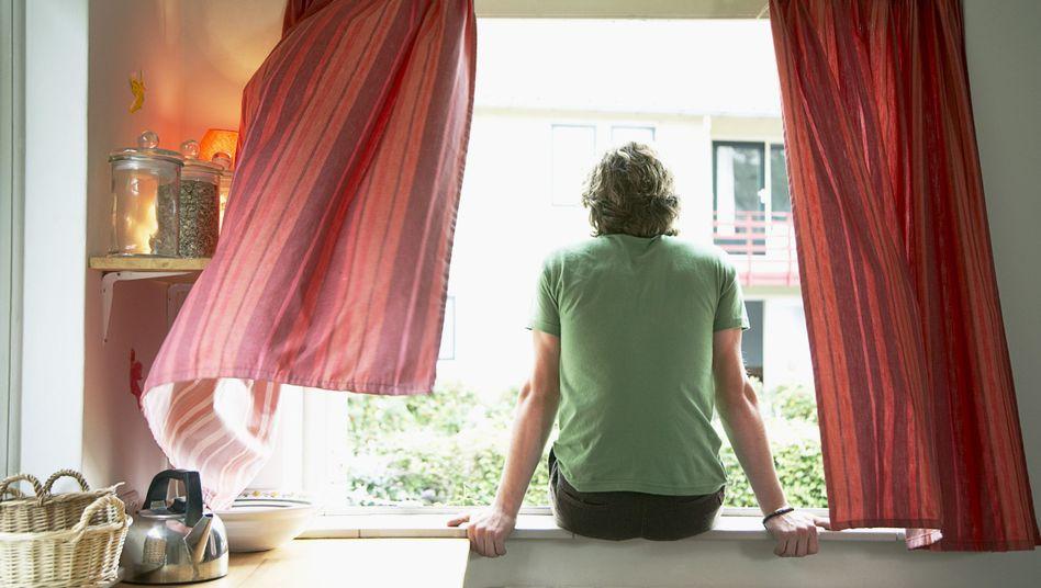 Allein zu Haus: Immer mehr Menschen leben in Ein-Personen-Haushalten