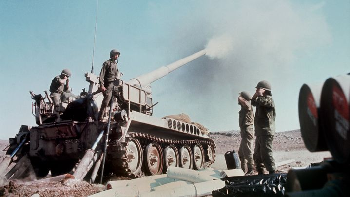 Jom-Kippur-Krieg: Angriff am Feiertag