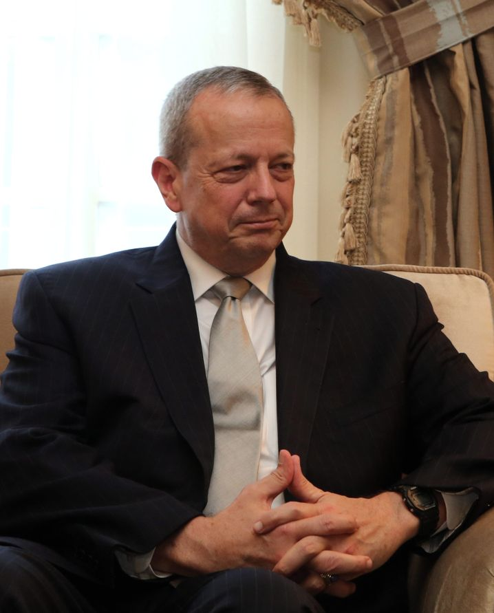 "Special presidential envoy General John Allen says a ground offensive against IS ""will unfold when it's ready for it to unfold."""