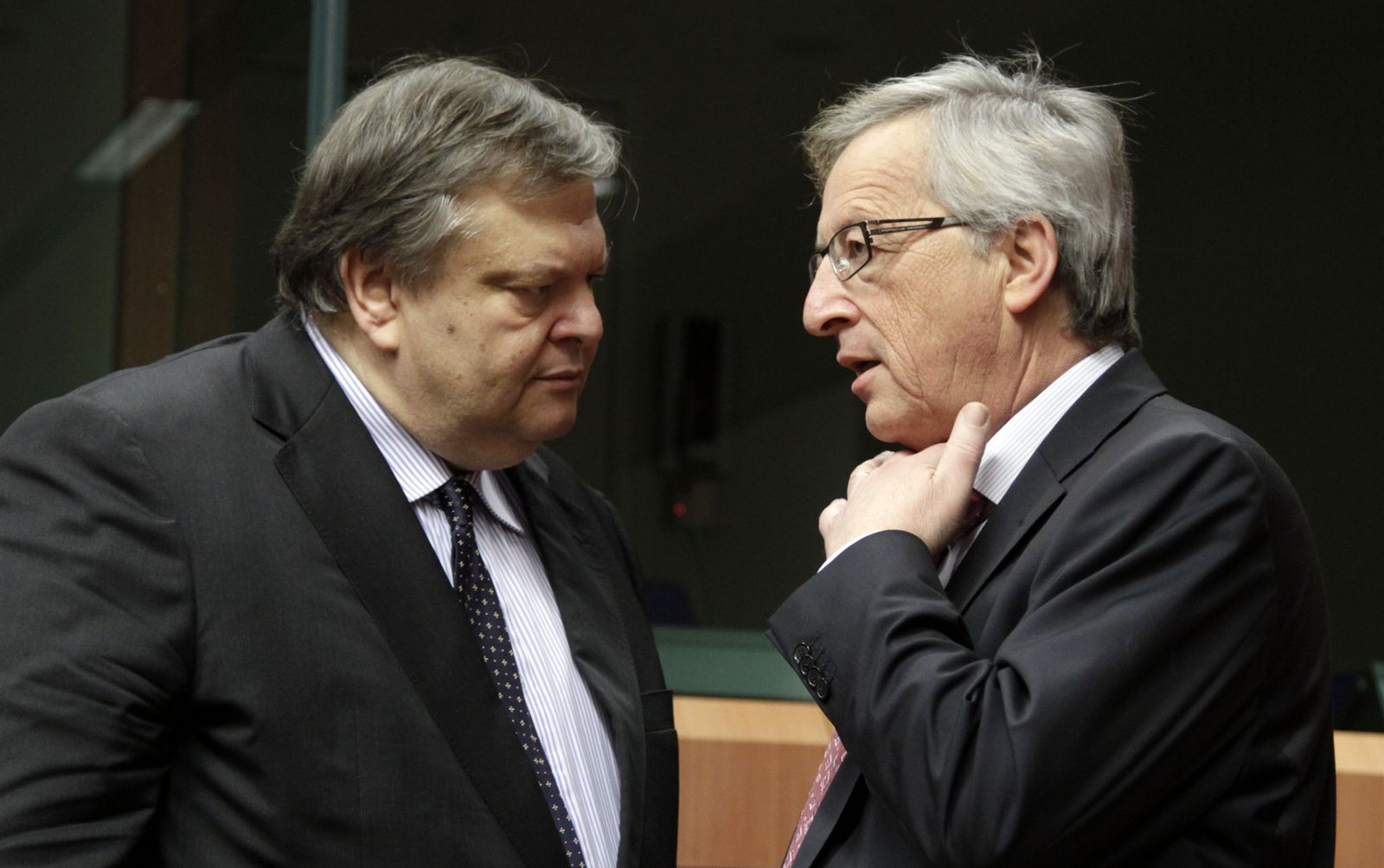 Venizelos / Juncker