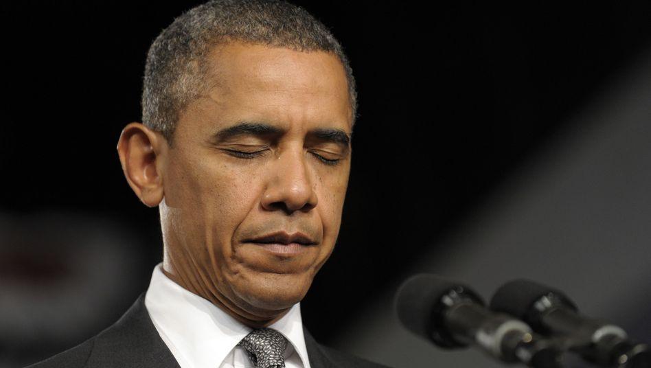 """Präsident Obama: """"Es wird andere Tage für Politik geben"""""""