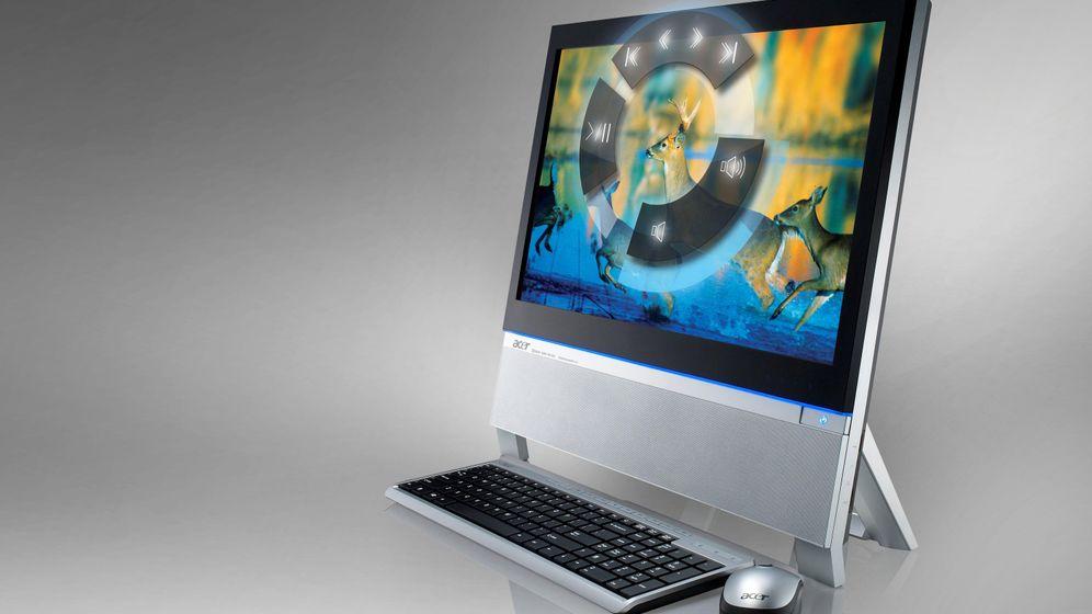 Schöner und einfacher: All-in-One-PC