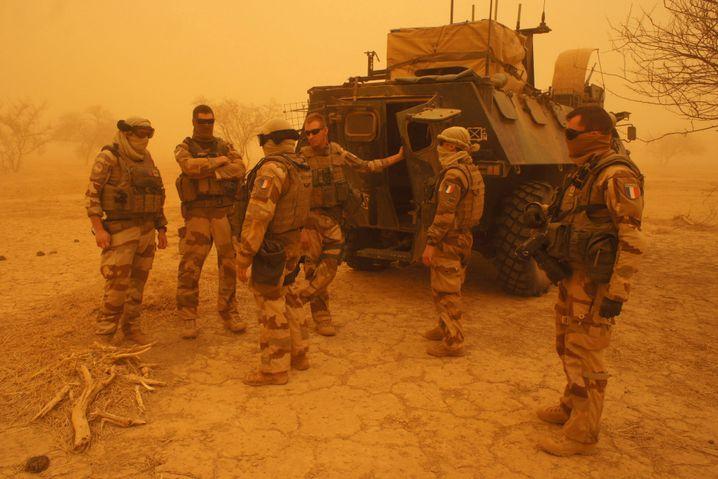 Frankreich in Mali: Schnelle Siege, aber keine Kontrolle