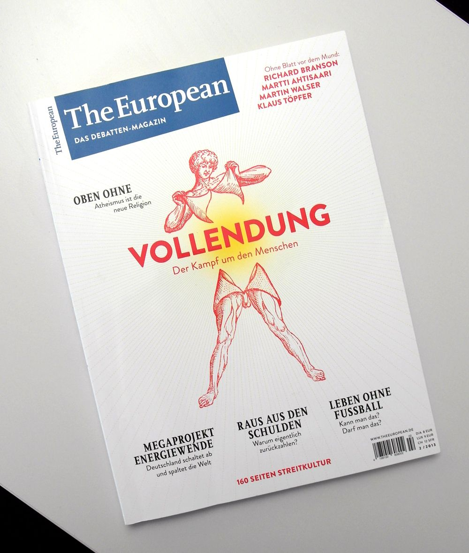 The European/ Magazin