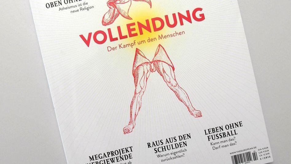 """Magazin """"The European"""": Als Onlineportal gestartet"""