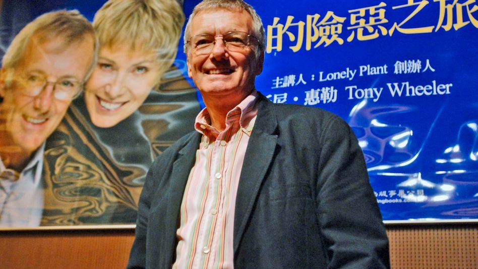 Lonely-Planet-Gründer Wheeler: In den siebziger Jahren auf großer Tour