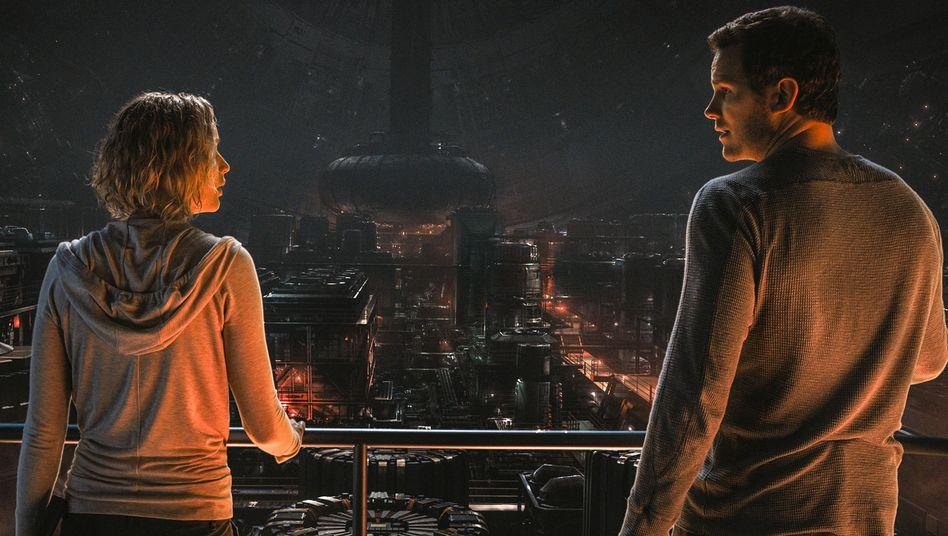 "Sci-Fi-Drama ""Passengers"": ""Titanic"" im Weltraum"