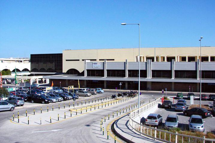 Flughafen Rhodos: Top-Ziel deutscher Griechenland-Touristen