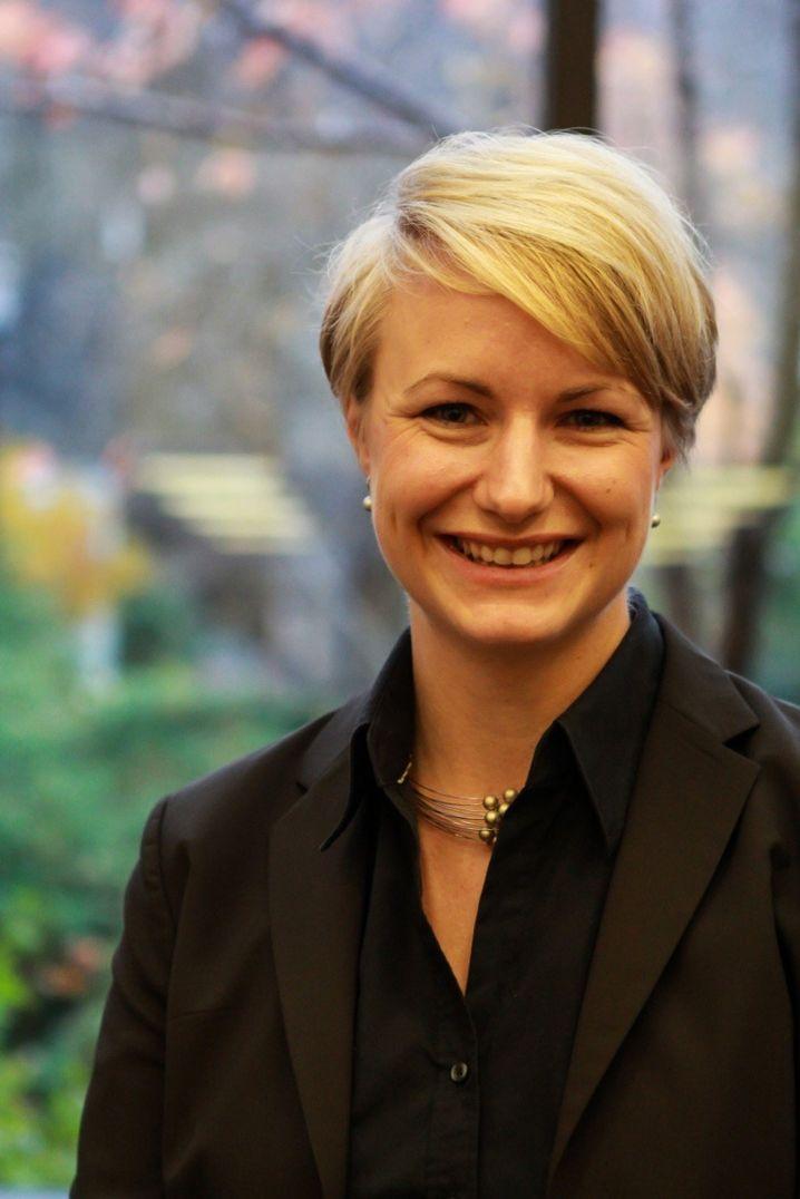 Franziska Schwarzmann, 30, ist Produktmarketing-Managerin und lebt seit 2013 in Boston