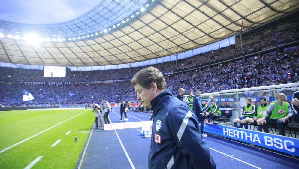 Bundesliga-Relegation: Otto, Kopfball, Eigentor