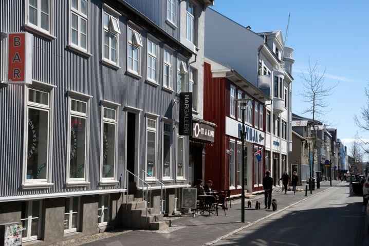 Kneipen und Nachtclubs in der Region um die Hauptstadt Reykjavik werden aufgrund der aktuellen Fallzahlen für vier Tage geschlossen (Archivbild von April)