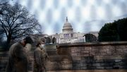 Washington wird zur Festung