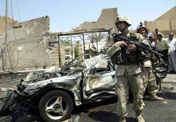 Autobombe vor der jordnaischen Botschaft: Neue Dimension der Gewalt