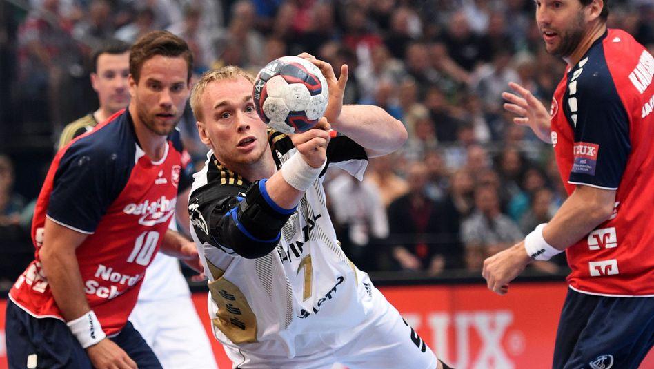 Kiel gegen Flensburg: Duell im Achtelfnale der Champions League