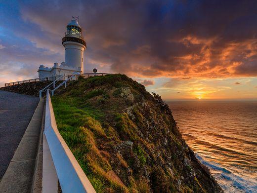 Kultstädtchen an Australiens Ostküste: Ein neuer Tag für Byron Bay